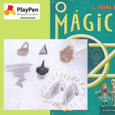 Semana da Resenha – Livro 6: O Mágico de Oz