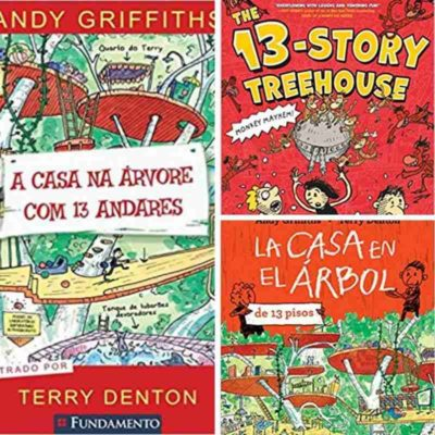 Séries Andy Griffiths
