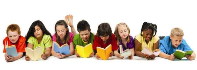 criancas lendo
