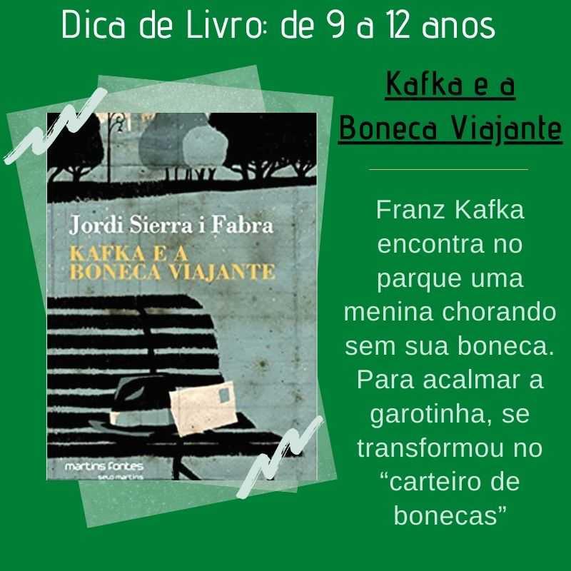 Kafka e a Boneca ViajanteS
