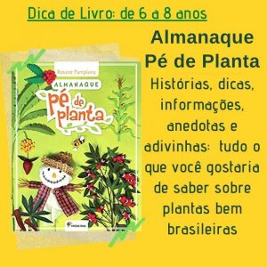 Almanaque Pé de PlantaS