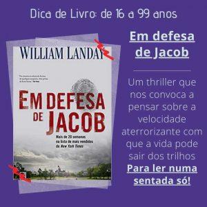 Em defesa de JacobS