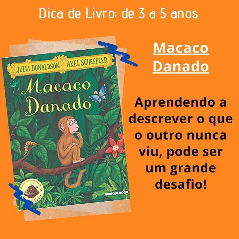 Macaco DanadoS