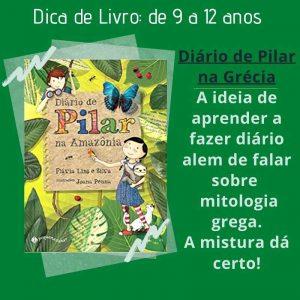 O Diario de Pilar na GreciaS